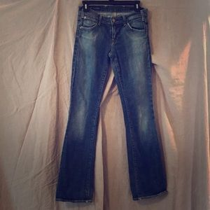 Citizens of Humanity The Rose low waist boot cut